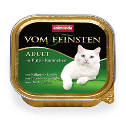 Feinsten Cat Adult Kalk+Konijn