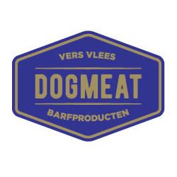 Dogmeat eend -rund 1kg