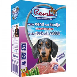 Renske Vers Eend en Konijn...