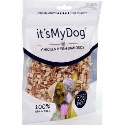 it's My Dog Chicken en Fish...