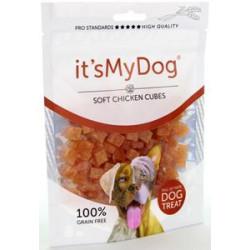it's My Dog Chicken Soft Cubes